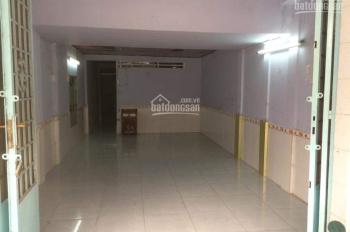 Cho thuê nhà mặt tiền đường mậu thân, phường xuân khánh, dt 4,2x30m, có 1 lầu , nhà trống suốt