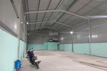 Cho thuê xưởng 550m2 giá 30 triệu/tháng Tân Uyên, Bình Dương