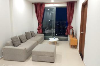 Cho thuê căn hộ The Pegasuite 2 phòng ngủ full nội thất giá 11tr, ngay bến xe Q.8. 0938.989.785