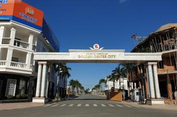 Bán đất nền trong dự án Golden Center City ngay chợ Bến Cát giá chỉ 750 triệu, LH 0968289003