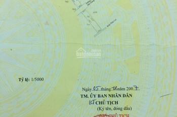 Bán đất DT 25m x 135m = 2.420m2, mặt tiền QL 61C, đoạn chín ngàn rưỡi, Vị Bình, Vị Thủy, HG.