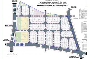 Chính chủ bán lô Lk12 - 6 dự án Singa City (5*19,7m=97.7m2). Liên hệ 0987797505