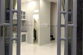 Nhà mới 1/ Hương Lộ 2 sổ hồng riêng 4 tấm 75m2 giá 2 tỉ 070 lh 0363166979