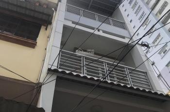 Cần bán nhà HXH Võ Trường Toản, BT, 81m2, 4 tầng mới đẹp, giá 9,2 tỷ (TL)