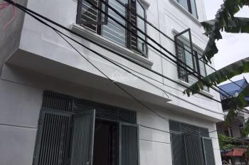 Bán nhà đường ô tô, 37m2, xây 3 tầng, cạnh cây xăng Đồng Mai, cách BX Yên Nghĩa 800m, giá 1.35tỷ