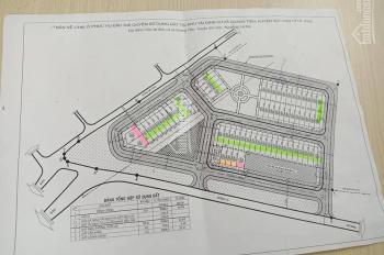Chính chủ cần bán vài lô đất đấu giá khu tái định cư tại xã Quang Tiến - Sóc Sơn - Hà Nội