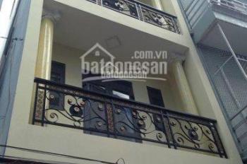 Cần bán căn nhà đường Thống Nhất , P11, DT 6.4 x 23m. 1trệt. 1 lửng. 2 lầu, Giá  7.5 tỷ