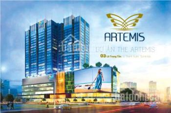 20 suất ngoại giao chót của Artemis Lê Trọng Tấn - Vị trí độc tôn, nhanh tay sở hữu