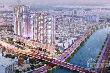 Rẻ nhất thị trường, bán nhanh căn hộ 2 phòng ngủ River Gate. 73m2 giá chỉ: 4.35 tỷ, LH: 0947038118