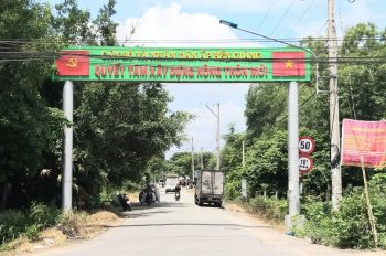 Bán đất Phú An, Bến Cát, gần UBND Phú An