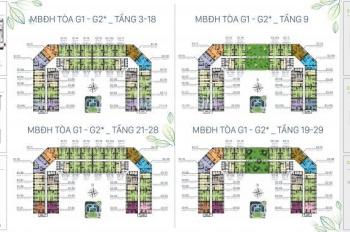 Sunshine Garden: Quỹ căn nội bộ cuối cùng, chủ đầu tư xả hàng gấp, đừng bỏ lỡ cơ hội. 0976.697.308