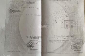 Bán đất chính chủ hẻm 730, Lã Xuân Oai