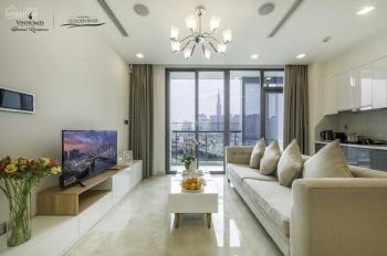 Chuyên cho thuê căn hộ Vinhomes Ba Son giá tốt, đầy đủ nội thất 2 PN. LH: 0974613897