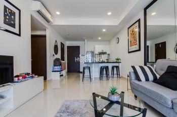 Cần cho thuê căn hộ 2PN tại The Tresor, Quận 4. Giá 20,7tr/tháng. Miễn phí dịch vụ