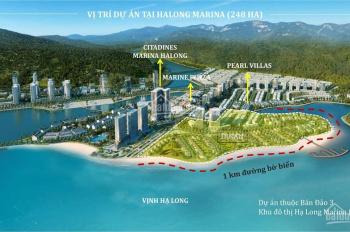 Biệt thự biển triệu đô - Grand Bay Hạ Long Villas, tọa lạc ven Vịnh Hạ Long, 039.632.5678