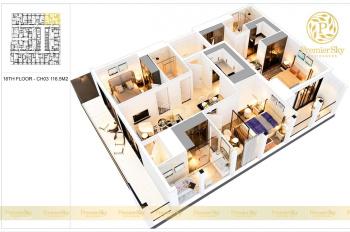 Booking căn hộ cao cấp mặt tiền Võ Nguyên Giáp, sở hữu lâu dài-giá gốc CĐT-ck cao. LH 0931 993 544