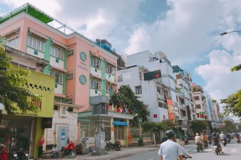 Cho thuê nhà 3 lầu Nguyễn Thị Nhỏ, 3 Tháng 2, phường 16, quận 11