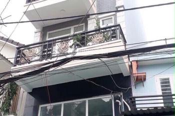 Cho thuê nhà 4 tấm giá rẻ đường Thành Công, Phường Tân Thành, Quận Tân Phú
