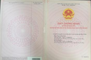 Bán nhà nguyên căn Đường Lý Văn Phức, P. Hòa Hải, Q. Ngũ Hành Sơn lh 0943470508