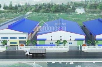 Chính chủ cho thuê nhà xưởng 3.400m2 khu công nghiệp Hải Sơn, Đức Hòa, Long An