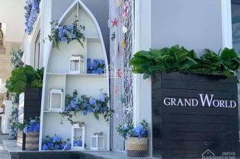 BÁN LỖ căn Shop Grand World Phú Quốc, (giá trong tuần)