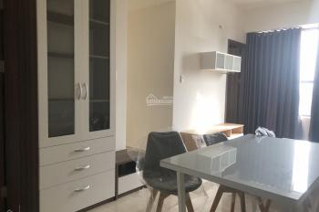 Bán gấp căn 2PN 64m2 Block B Centana Thủ Thiêm. Nội thất có 3 máy lạnh, giường, tủ quần áo, sofa