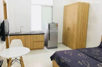 Cho thuê căn hộ studio full nội thất đường Thành Thái gần ngã 4 Nguyễn Tri Phương