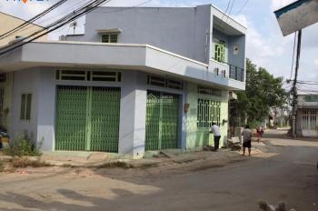 Bán nhà căn góc 2 mặt hẻm Quận Bình Tân, gần chợ Mỹ Nga. Ms: 72814