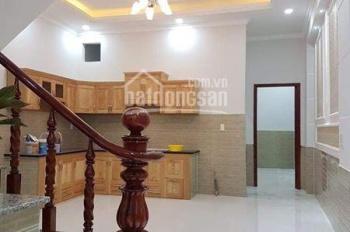 Cho thuê nhà hẻm 69 đường Trần Việt Châu, nhà mới, 1 trệt 1 lầu 5 phòng ngủ, giá thuê 10 triệu