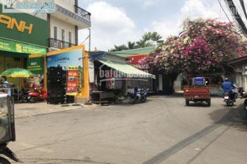 Bán nhà mặt tiền kinh doanh chợ Hoa Cau Phước Long B quận 9 117m2 ngang 5
