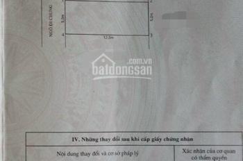 Cần bán gấp lô đất cực đẹp 62,5m2 tại Quỳnh Cư, Hùng Vương, Hồng Bàng