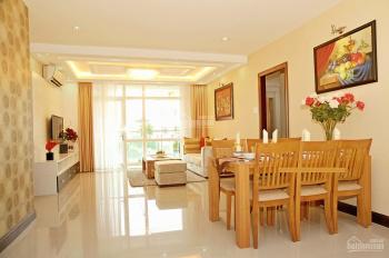 Tôi cần cho thuê căn hộ D2 Giảng Võ, Ba Đình, HN, 60m2, 2PN, NT cơ bản, thoáng đẹp,11tr/th