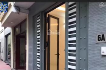 Chính chủ bán nhà mới xây diện tích 35m2, 6 tầng, đường Nguyễn Chánh, Trung Kính, Cầu Giấy