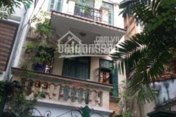 Bán nhà phân lô Nguyễn Công Hoan, Ngọc Khánh 13 tỷ, 85m2, xây 5 tầng, gara 2 ô tô, ngõ 3 ô tô tránh
