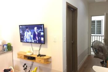 Cho thuê căn lô T2 full nội thất đẹp chung cư Hoàng Huy. Giá rẻ nhất khu chỉ 5tr/th