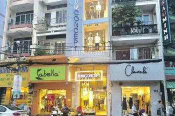Bán nhà mặt phố Lê Hồng Phong đoạn đẹp nhất 4.8 x 15 2 lầu giá 23.5 tỷ.