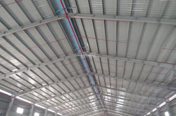 Chính chủ cho thuê 04 xưởng vừa xây xong, DT mỗi Xưởng là:2.700m2. LH: 0961498812