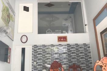 Nhà mặt tiền đường Nguyễn Thị Sáu, Dt:4x20m, đúc lửng, đường nhựa 12m, shr, giá 4.2 tỷ