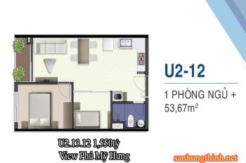 Cần bán căn hộ Q7 Saigon Riverside - view sông Sài Gòn - đã xong móng cọc - LH 0938.55.38.48