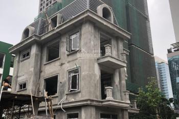 Cho thuê biệt thự dự án 35 Lê Văn Thiêm, Thanh Xuân. Lô góc 234m2 xây 3 tầng