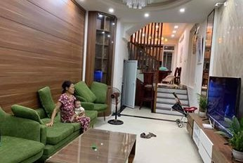 Bán Nhà Đẹp Ở Ngay Phô Nguyễn An Ninh, Gara Ôtô tránh, 10m Ra Mặt Phố, 5 tầng, Mặt Tiền 4.4m