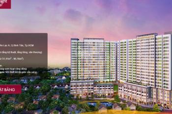 Căn hộ Moonlight Boulevard Mặt tiền Kinh dương Vương, cuối 2019 nhận nhà giá tốt nhất khu vực