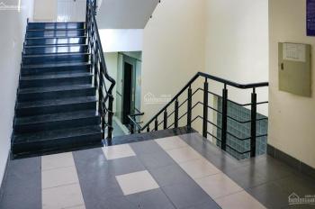 Cho thuê gấp Tòa nhà văn phòng đường Lạc Long Quân 16x16m, hầm 5 lầu giá 250tr/thg