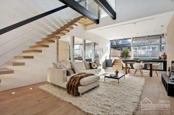 Bán căn hộ duplex 2 tầng Centum Wealth, không gian mở, đặc biệt sở hữu sân vườn 54m2