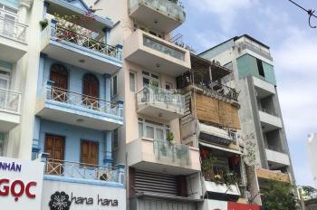 Cho thuê tòa nhà văn phòng số 121 Nguyễn Văn Trỗi, P12, Quận Phú Nhuận
