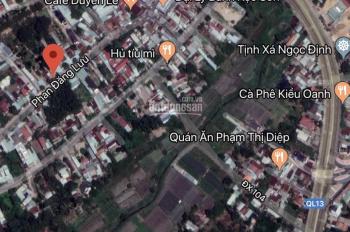 Bán đất mặt tiền Phan Đăng Lưu, phường Hiệp An, TP. Thủ Dầu Một, Bình Dương