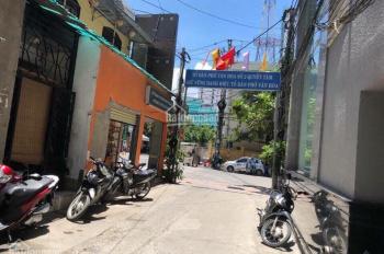 Nhượng lại lô đất 168m2 hẻm  Tuệ Tĩnh - khu phố Tây Nha Trang. Giá 110tr/m2.