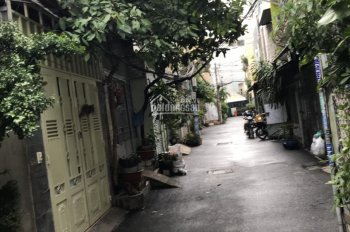 Cho thuê nhà nguyên căn 3 lầu đường hẽm lớn Khu K300 Cộng Hòa F12 Tân Bình DT 5-18m.