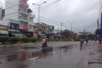 CC cho thuê nhà phố hơn 60m2 ngay MT đường 2/4 Vĩnh Phước, Nha Trang, ngang gần 7m, chỉ 23tr/th