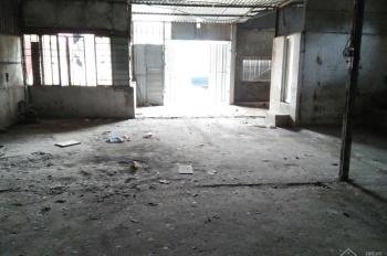 Cho thuê kho xưởng Nguyễn Khoái 160m2 container đỗ cổng